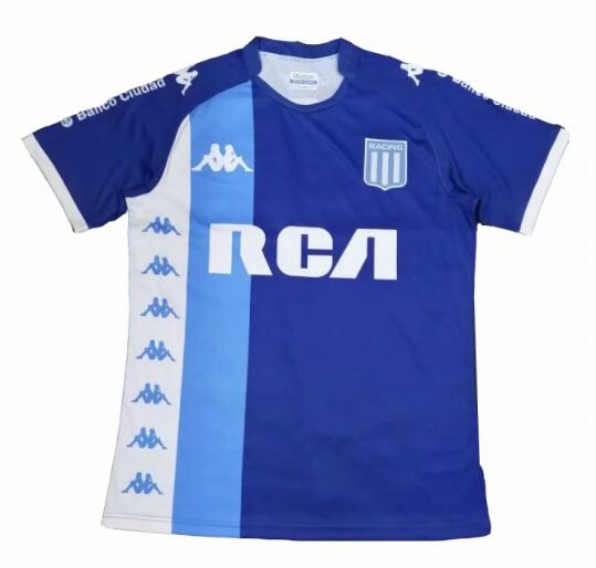 Racing Club 2018/19 Away Shirt Soccer Jersey
