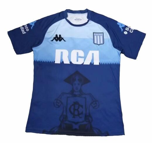 Racing Club 2018/19 Third Away Shirt Soccer Jersey