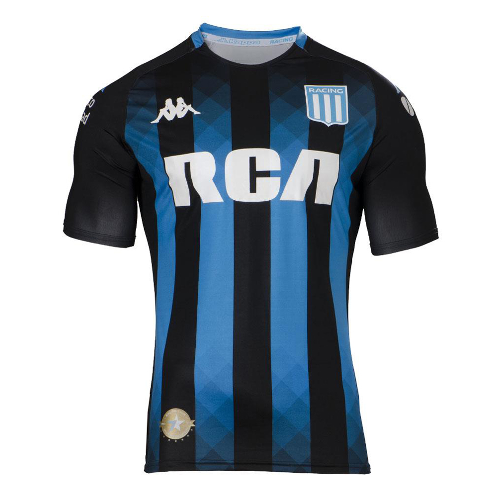 Racing Club 2019/2020 Away Shirt Soccer Jersey