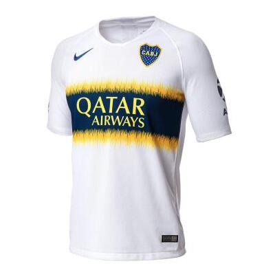 Boca Juniors 2018/19 Away Shirt Soccer Jersey