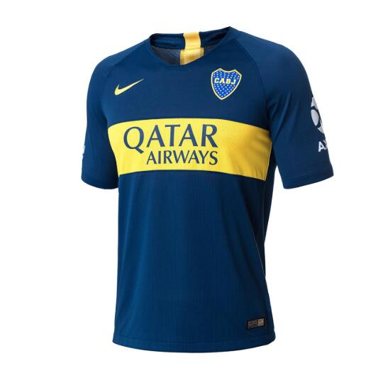 Boca Juniors 2018/19 Home Shirt Soccer Jersey