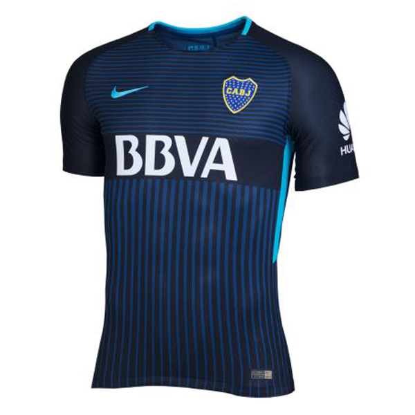 Boca Juniors 2017/18 Third Shirt Soccer Jersey