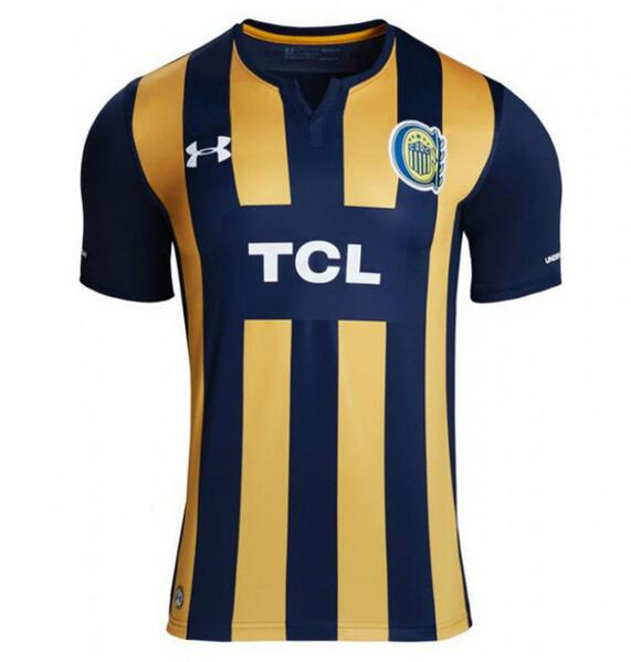 Rosario Central 2019/2020 Home Shirt Soccer Jersey