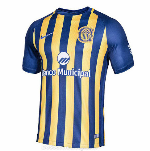 Rosario Central 2017/18 Home Shirt Soccer Jersey