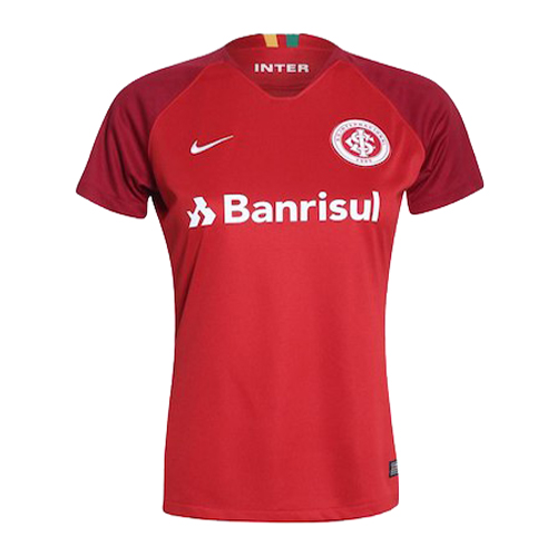 SC Internacional 2018/19 Home Women's Shirt Soccer Jersey