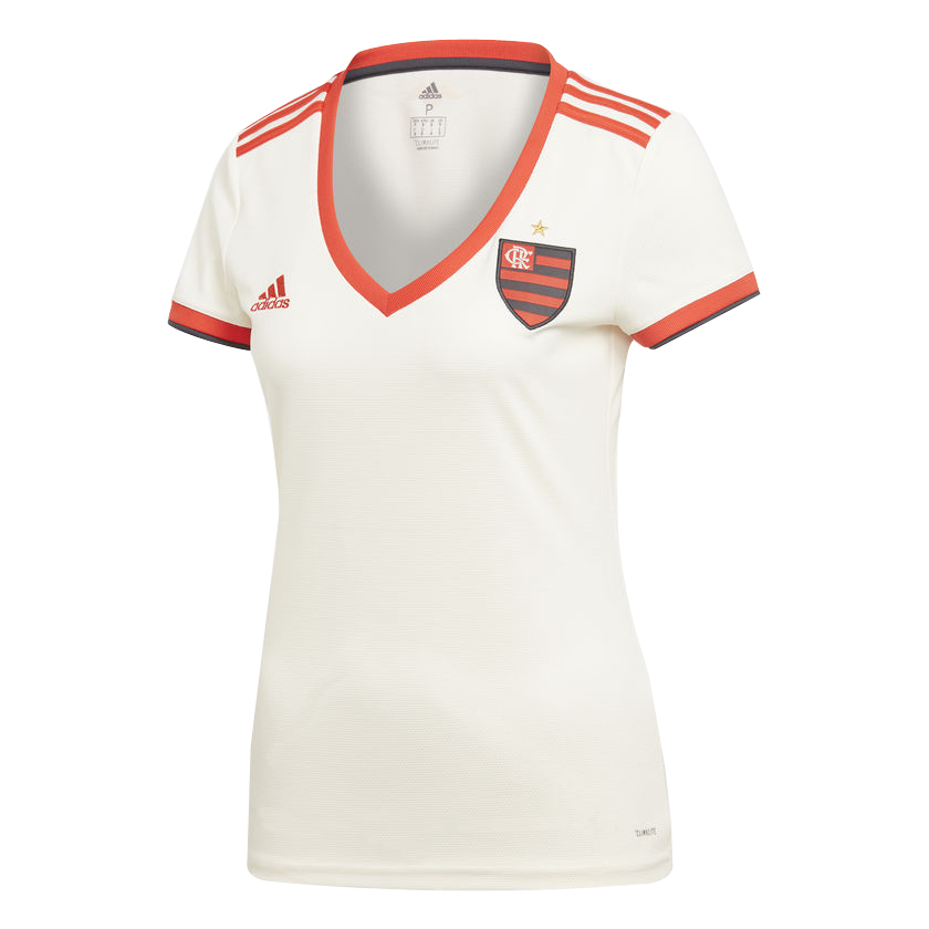 CR Flamengo 2018 19 Away Women s Soccer Jerseys Shirt 2aaccf110