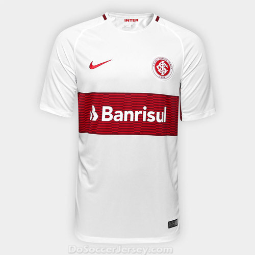 SC Internacional 2017/18 Away Shirt Soccer Jersey