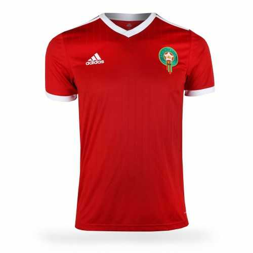 Morocco Fifa World Cup 2018 Home Shirt Soccer Jersey