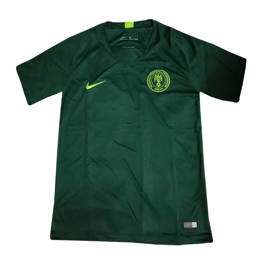 Nigeria Fifa World Cup 2018 Away Shirt Soccer Jersey