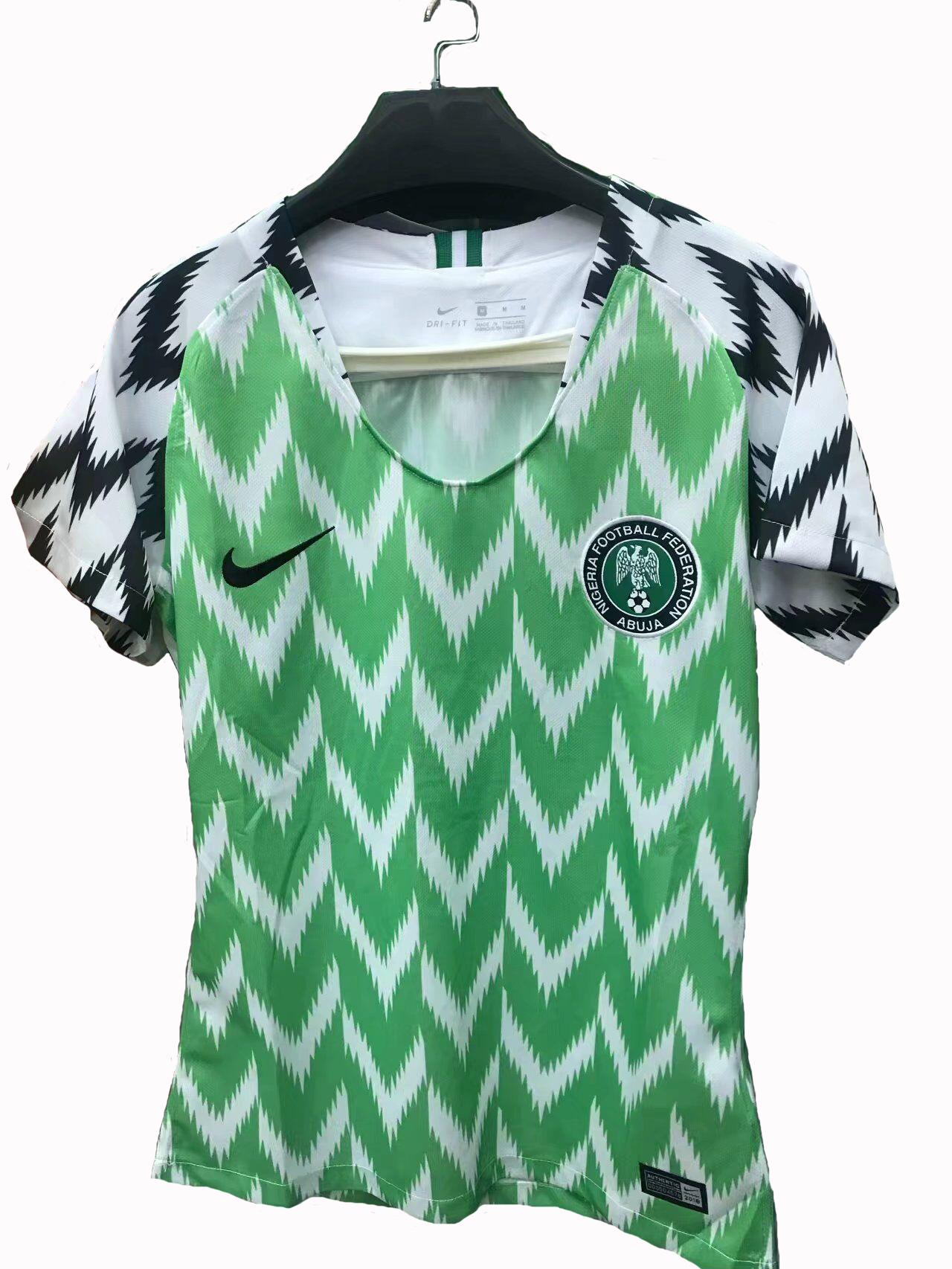 Nigeria Fifa World Cup 2018 Home Women's Shirt Soccer Jersey
