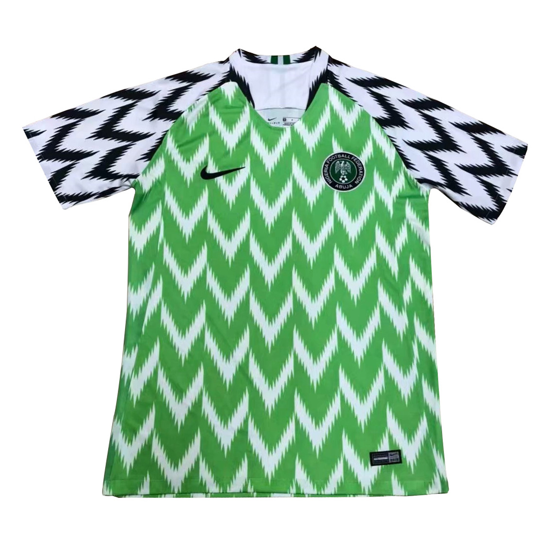 Nigeria Fifa World Cup 2018 Home Shirt Soccer Jersey