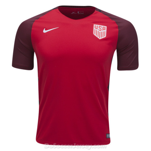 USA 2017/18 Third Shirt Soccer Jersey