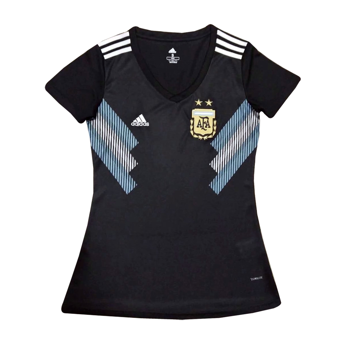 Argentina 2018 World Cup Away Women Shirt Soccer Jersey