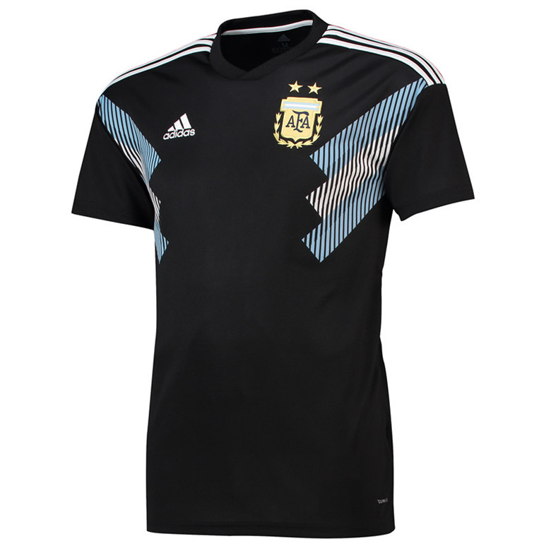 Argentina 2018 FIFA World Cup Away Shirt Soccer Jersey
