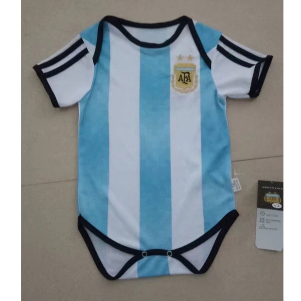 Argentina 2018 World Cup Home Infant Shirt Soccer Jersey Little Kids