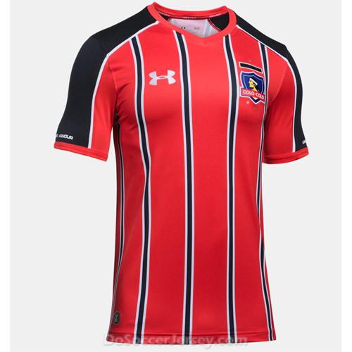 a21d0ac1a Colo-Colo 2017 18 Third Soccer Jerseys Shirt