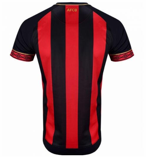 Bournemouth 2018/19 Home Shirt Soccer Jersey