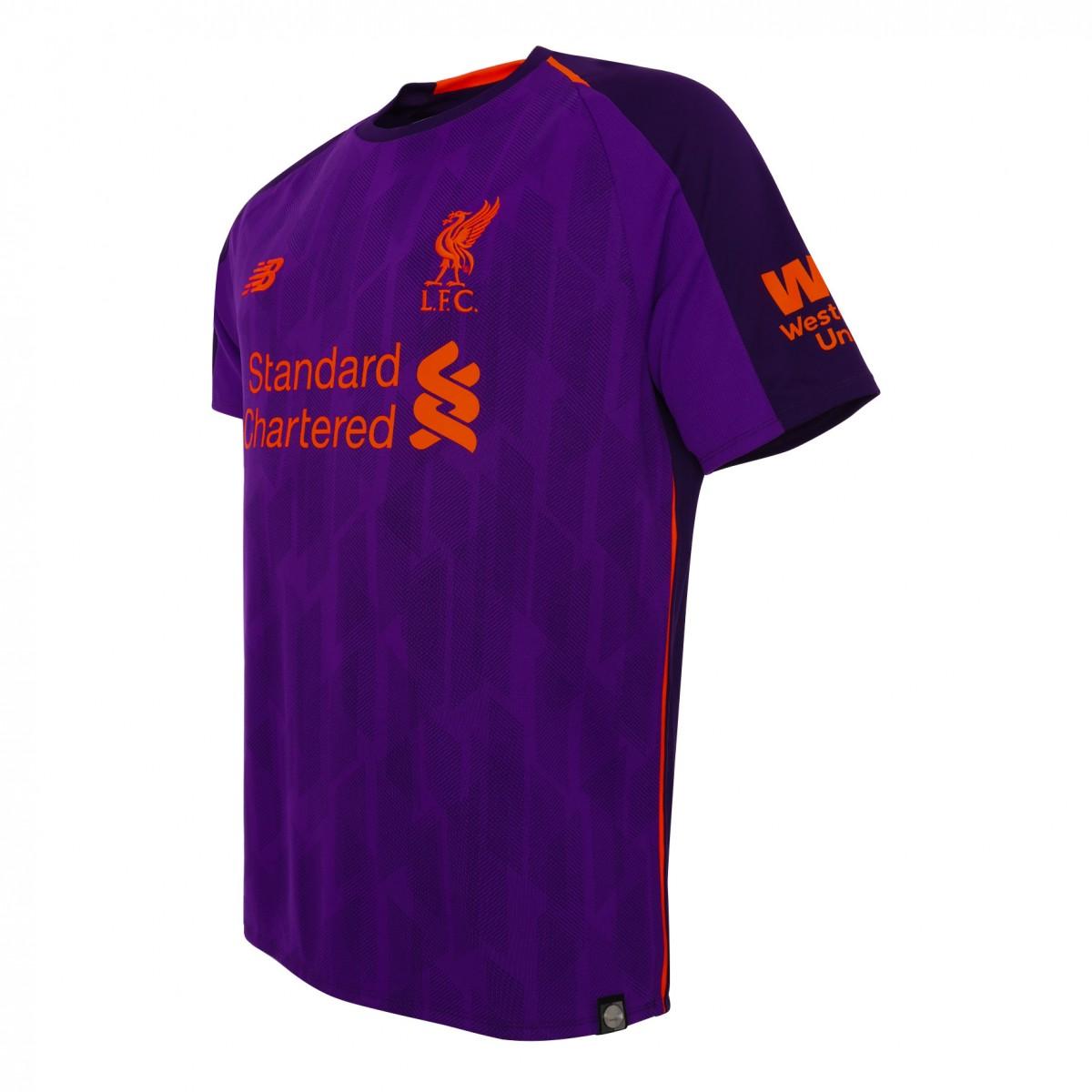 ae1b0150d6c Liverpool 2018 19 Away Shirt Soccer Jersey Men ...