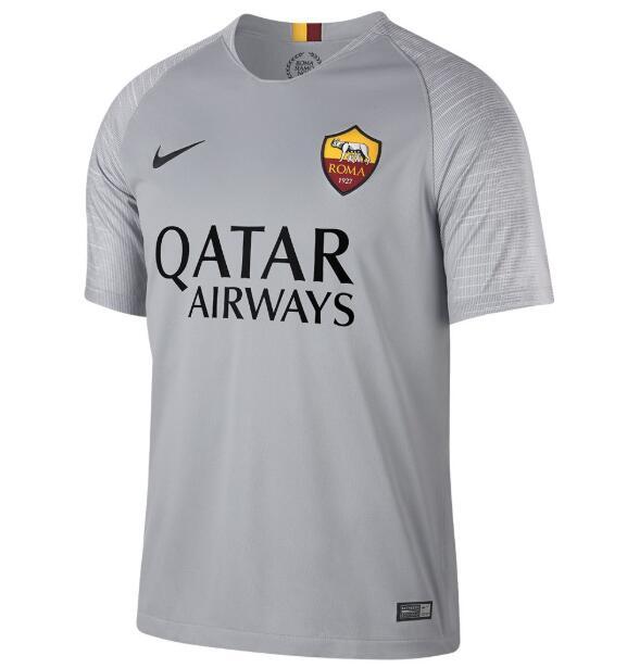 AS Roma 2018 19 Away Soccer Jerseys Shirt 1c94bc9f1
