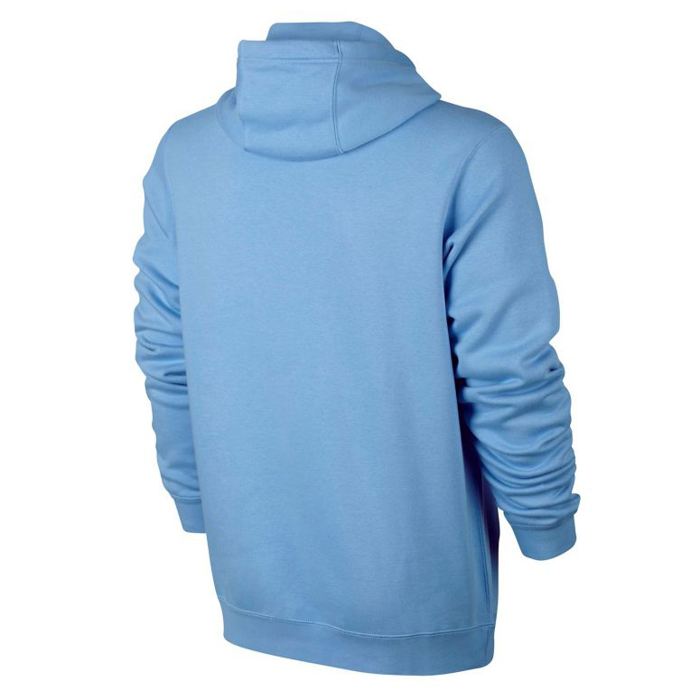 Manchester City 2017/18 Blue Core Hoodie