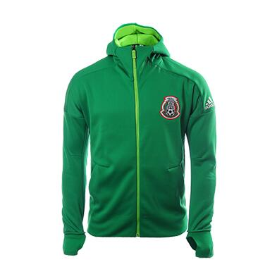 Mexico 2018 Green Hoody Jacket