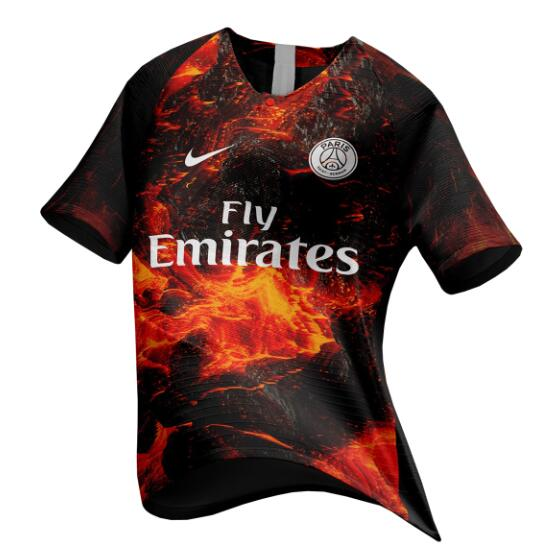 PSG 2019 Digital Fourth Shirt Soccer Jersey