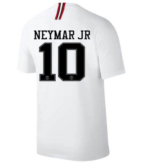 dda4de62e90 Neymar Jr 10 PSG 2018 19 Third Shirt Soccer Jersey