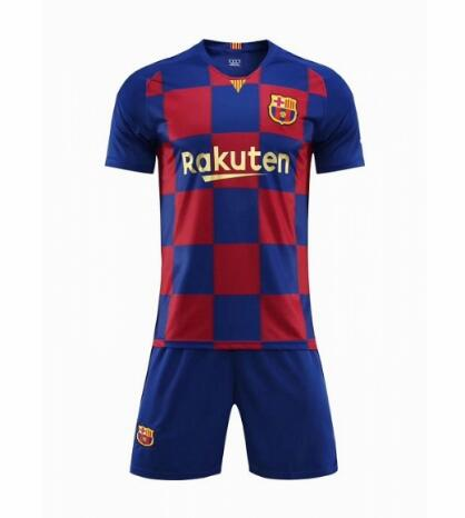 Barcelona 20 Years 2018/19 Mashup Special Edition Soccer Kit