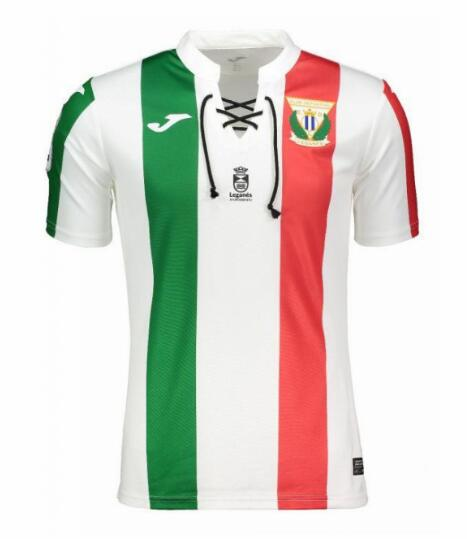 Leganes 2018/19 Away 90th Anniversary Shirt Soccer Jersey