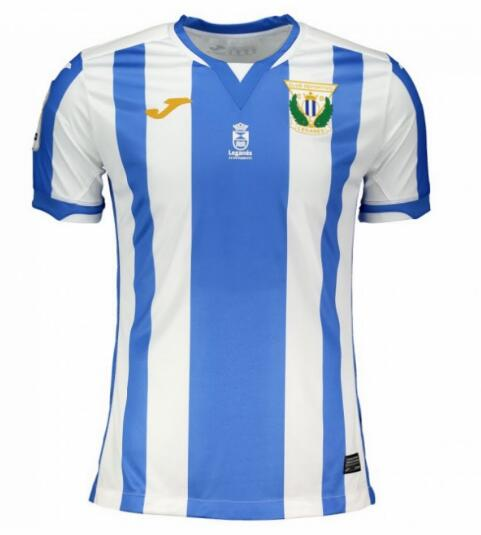 Leganes 2018/19 Home Shirt Soccer Jersey