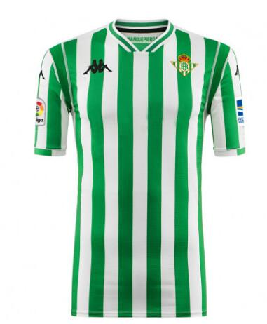 Real Betis 2018/19 Home Shirt Soccer Jersey