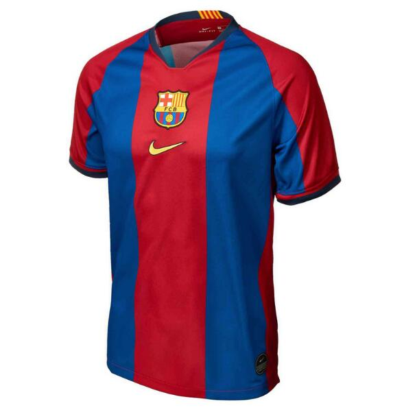 Clasico Barcelona Home Jersey Blue&Canary