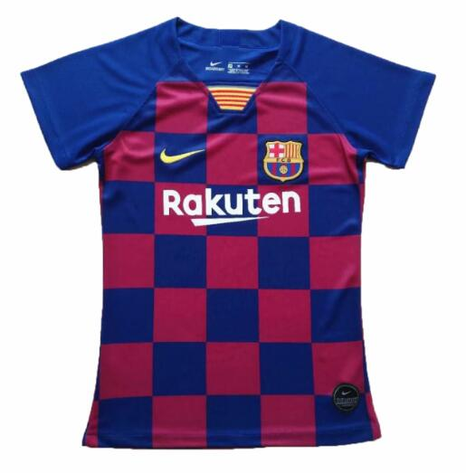 Barcelona 2019/20 Home Women Shirt Soccer Jersey