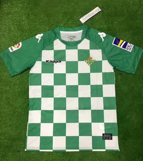Real Betis 2019/2020 Home Shirt Soccer Jersey