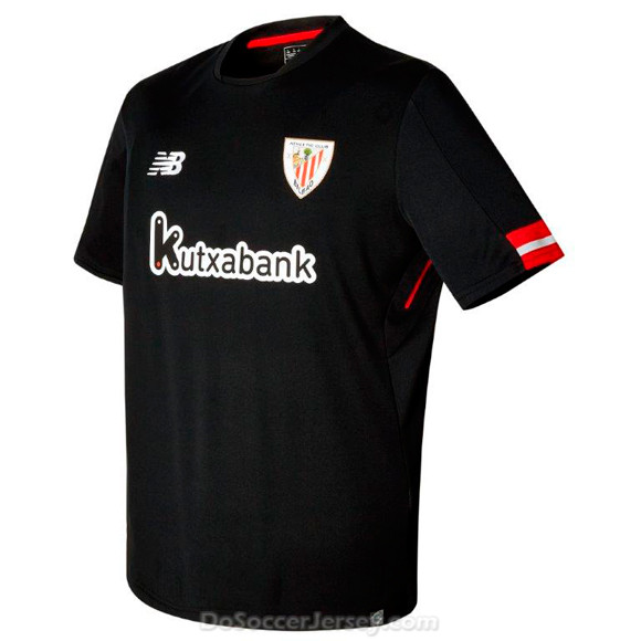 Athletic Club de Bilbao 2017/18 Away Shirt Soccer Jersey