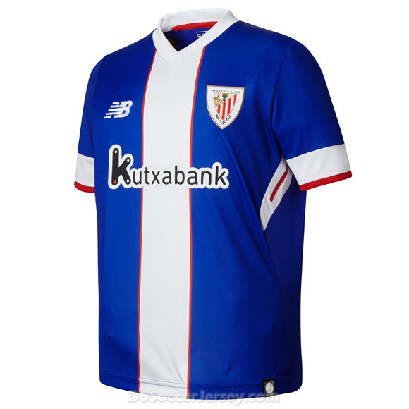 Athletic Club de Bilbao 2017/18 Third Shirt Soccer Jersey