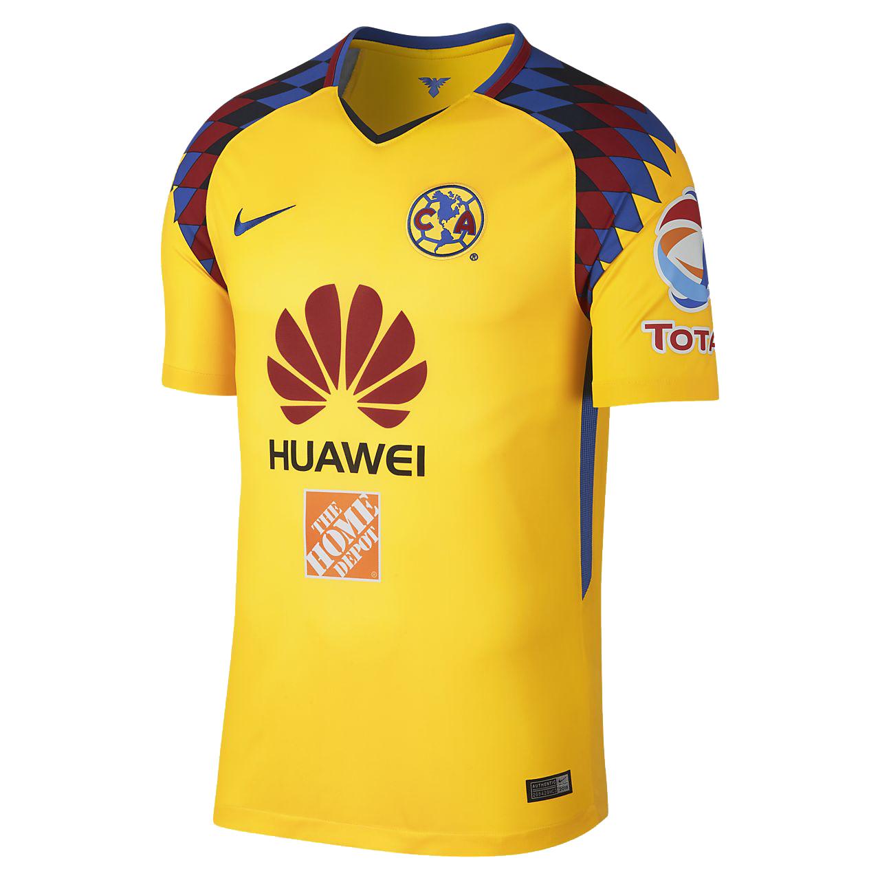 buy popular 541f9 07143 Club America Aguilas Sport Gear,Club America Aguilas Soccer ...