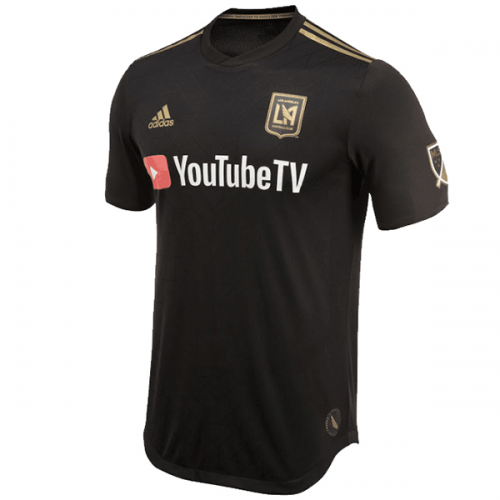 Los Angeles FC 2018/19 Home Shirt Soccer Jersey White