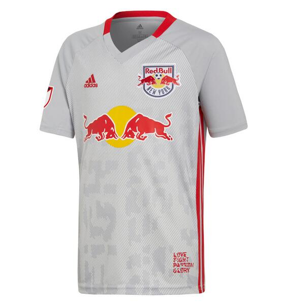 New York Red Bulls 2019/2020 Home Shirt Soccer Jersey