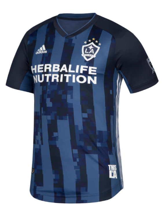 Player Version Los Angeles FC 2019/2020 Away Shirt Soccer Jersey