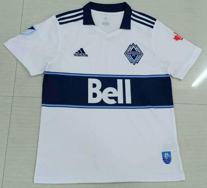 Vancouver Whitecaps FC 2019/2020 Home Shirt Soccer Jersey