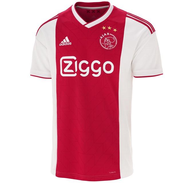 d6236c71da4 Ajax 2018 19 Home Shirt Soccer Jersey