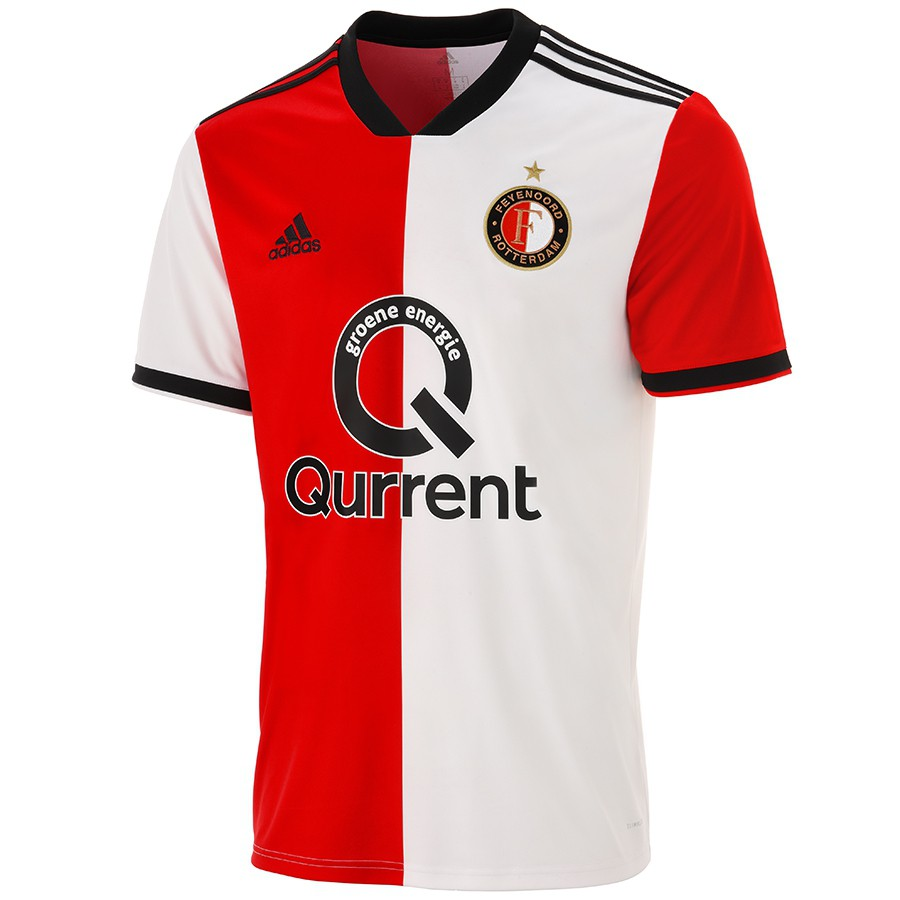 Feyenoord Rotterdam 2018 19 Home Soccer Jerseys Shirt d5e2e9c15