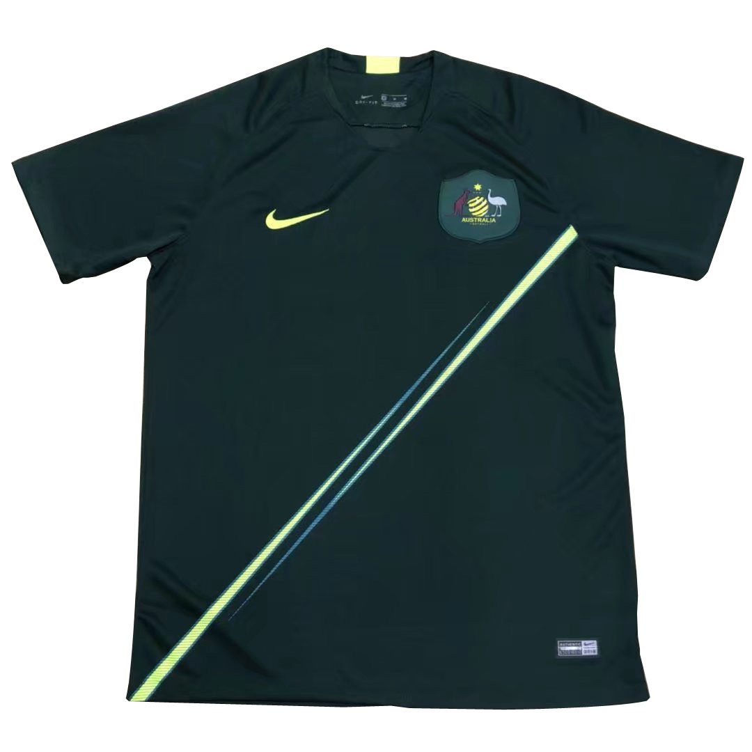 Australia 2018 FIFA World Cup Home Shirt Soccer Jersey