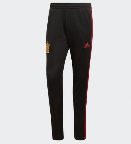 Spain 2018 World Cup Black Track Pants (Trousers)