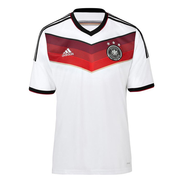 Germany 2014 Home Retro Shirt Soccer Jersey