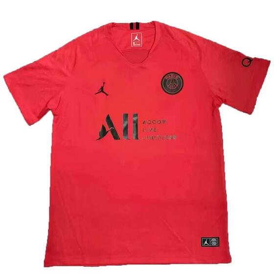 PSG 2019 Red anniversary Edition Soccer Jersey Shirt