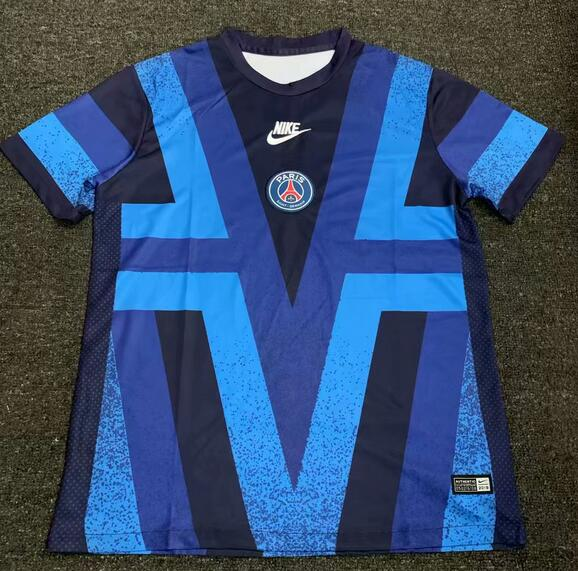 PSG 2019/20 Blue Training Shirt
