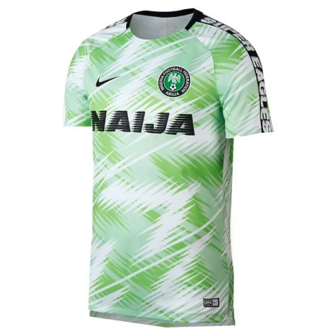 Nigeria 2018 World Cup Training Shirt