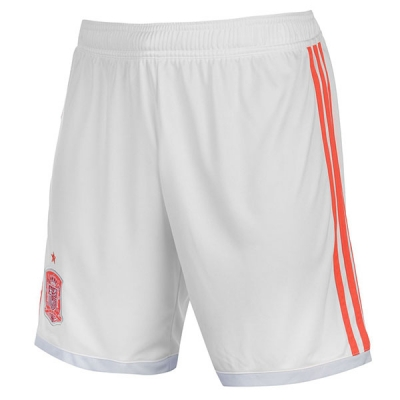 Spain 2018 World Cup Away Soccer Shorts